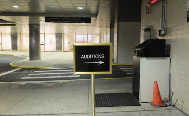 Understanding Acting Auditions