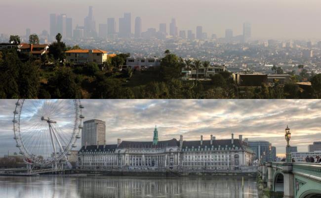 Acting in London vs Los Angeles