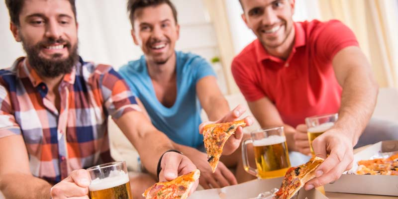 Pizza Chain Restaurants in London Cheap