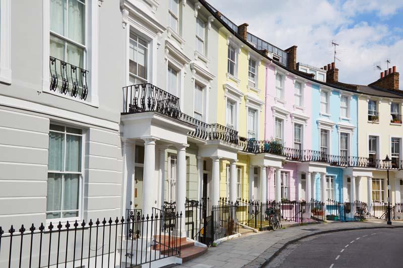 Best Neighborhoods in London for Actors