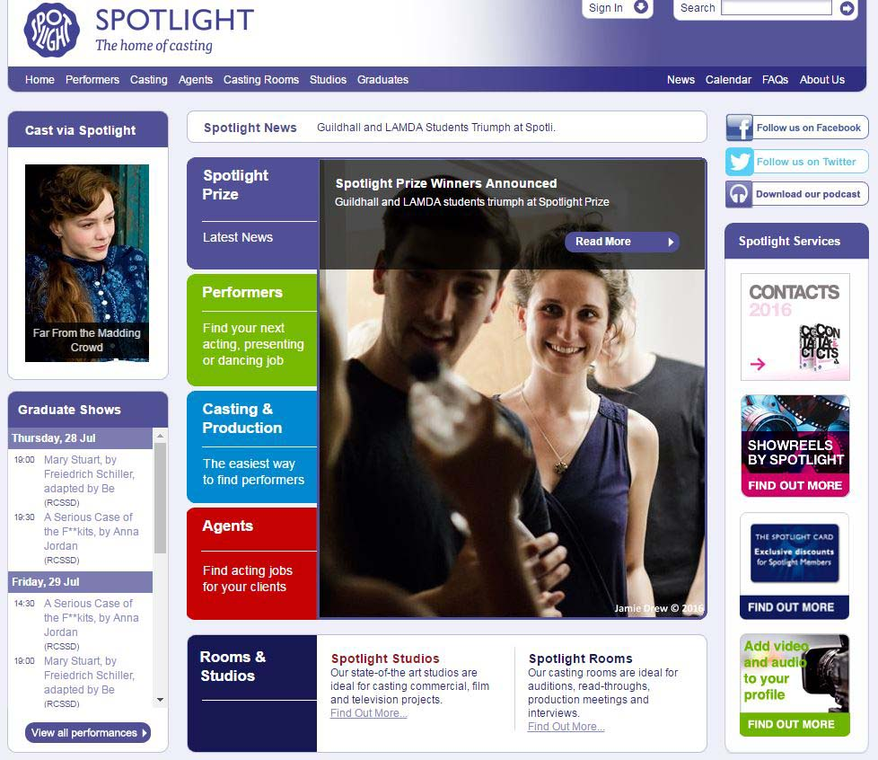 1 uk casting website: spotlight (and what you need to know about it)