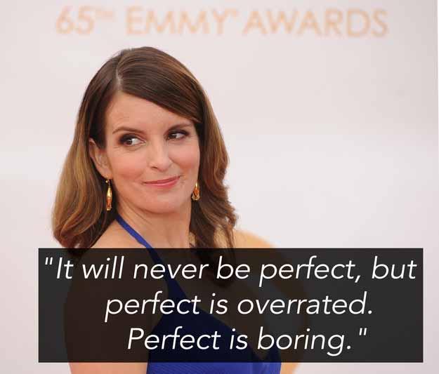 17 Tina Fey Quote