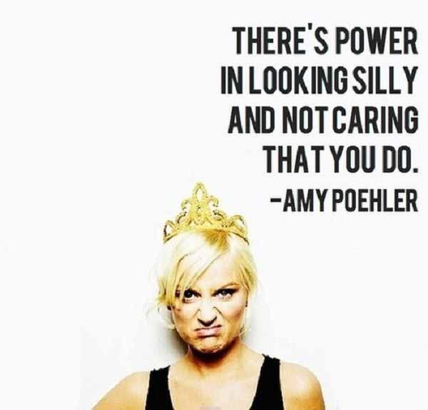 18 Amy Poehler Quote