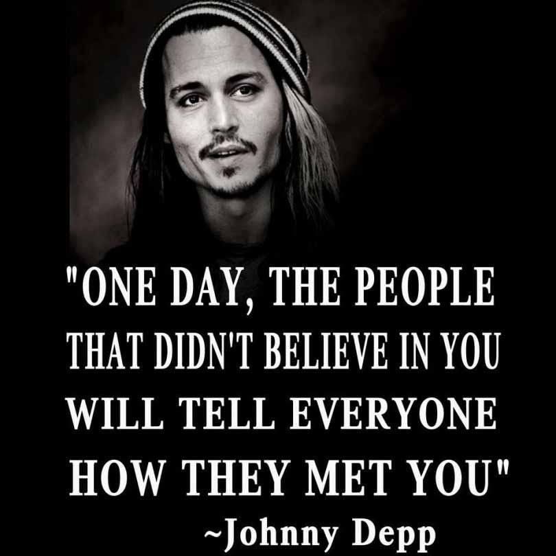 19 Johnny Depp Quote