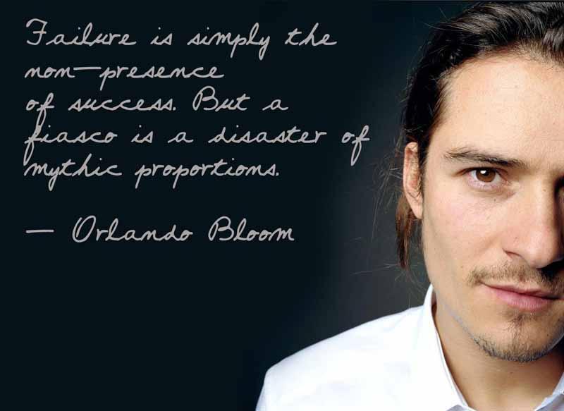 33 Orlando Bloom Quote