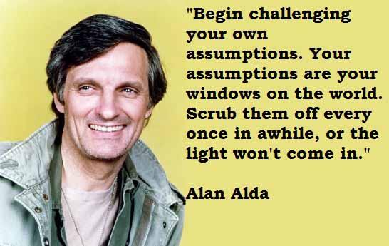 36 Alan Alda Quote