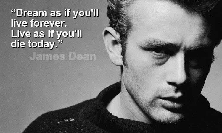 42 James Dean Quote