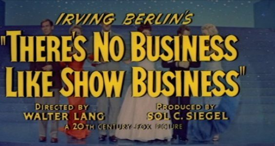 acting is a business
