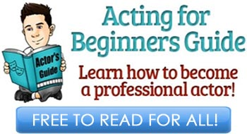 Acting for Beginners Guide