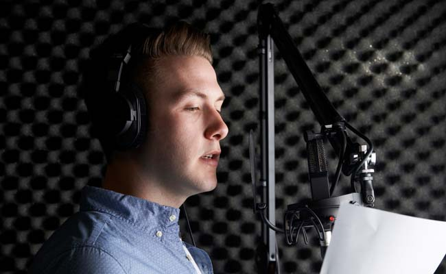 How To Become a Voice Actor For Animation
