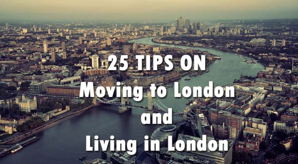 moving in London