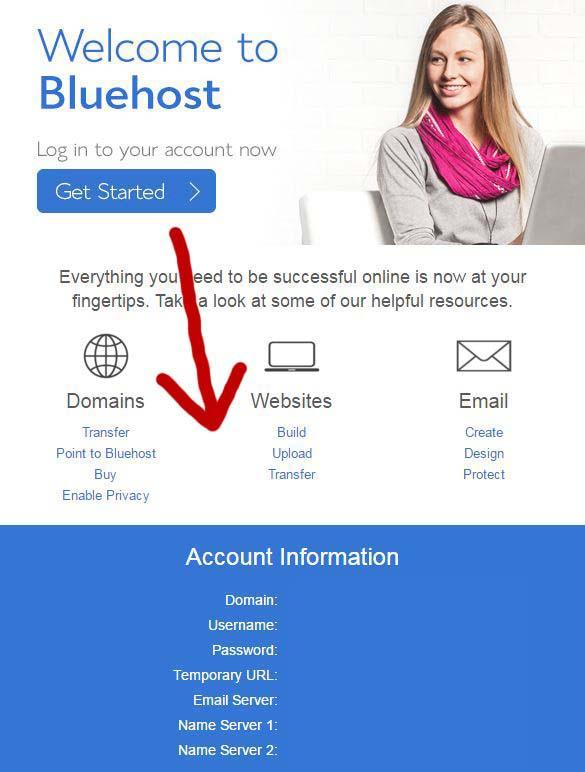 Step 9 - email inbox logins