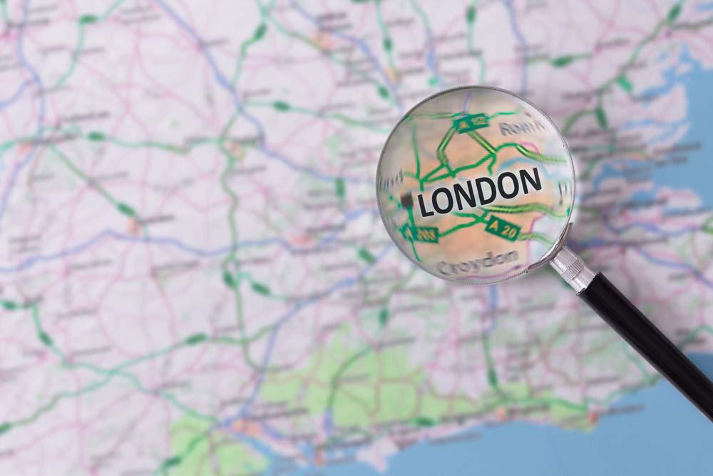 Map Of London With Neighborhoods.Top 9 Best Neighborhoods In London For Actors Acting In London