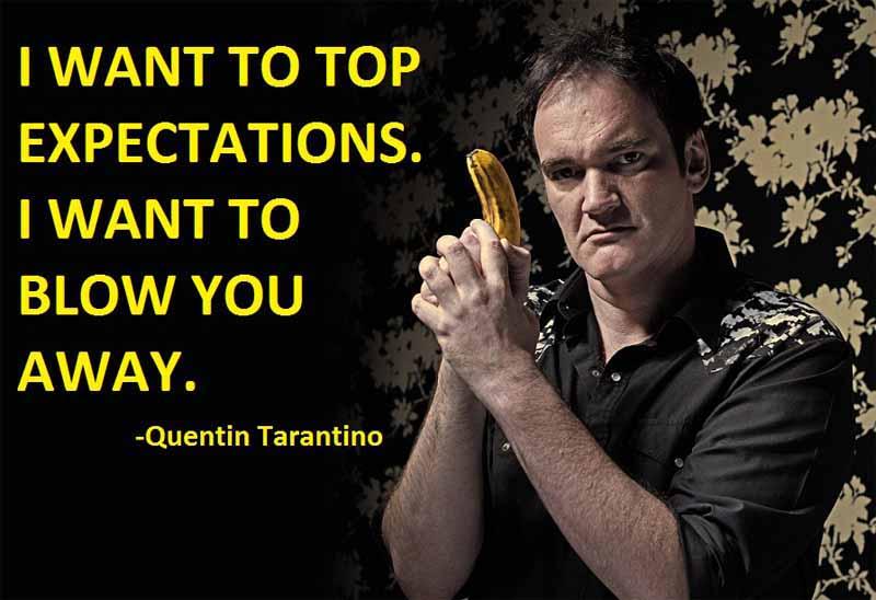 34 Quentin Tarantino Quote