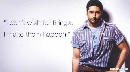 35 Abhishek Bachchan Quote