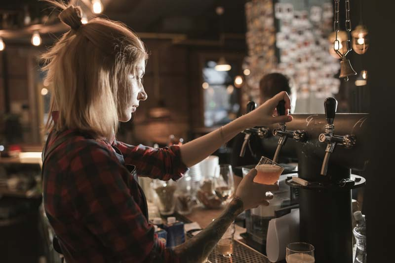 Bartending jobs for actors
