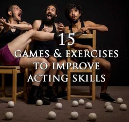 Exercises to Improve Acting Skills