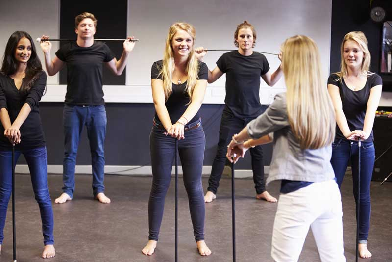 How to develop acting skills
