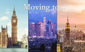 Things You'll Need To Do Before Moving to London LA or NYC