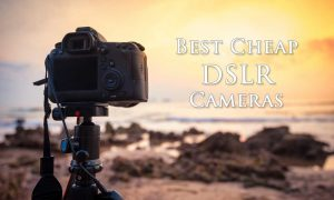 Best Cheap DSLR Cameras