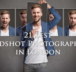 Best headshot photographers in London for actors to try