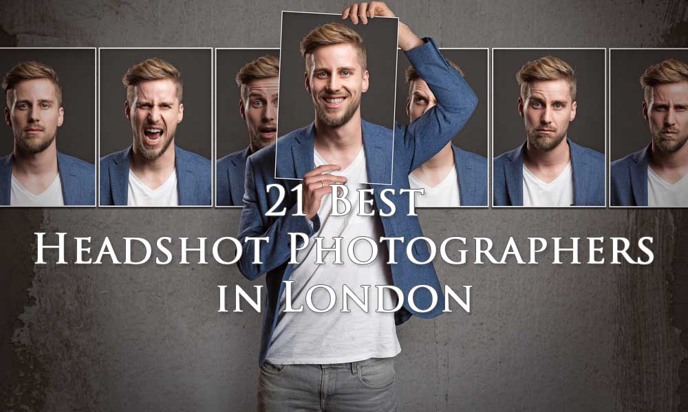 22 Best Headshot Photographers in London for Acting Headshots