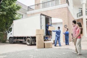 Hire Movers before moving to LA