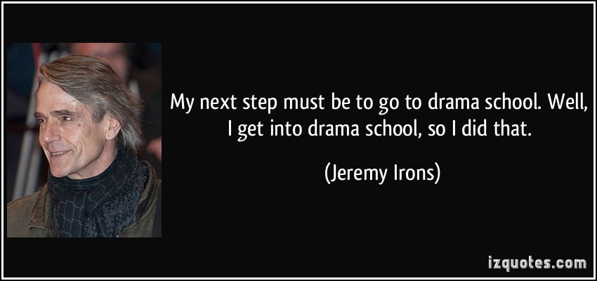 jeremy irons quote