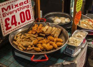 Chinatown Street Food